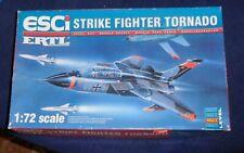 Esci Ertl 1:72 Scale Strike Fighter Tornado Model Kit
