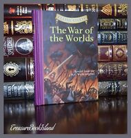 The War of the Worlds H.G Wells Illustrated Brand New Collectible Gift Hardcover