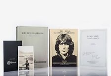 GEORGE HARRISON I ME MINE Genesis Publications Extended Publisher's Copy