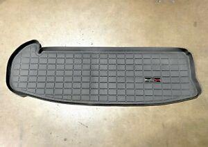 New For 14-19 Toyota Highlander Floor Rubber Mat Cargo Liner Pad Black
