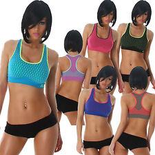 Damen-Fitnessmode aus Polyamid fürs Laufen