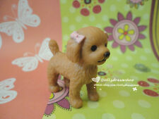 Decor Toys ~ Takara Tomy Licca toys Pet Puppy Poodle 1Pcs New
