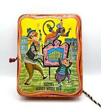 Vintage Mattel Merry Music Box  1954