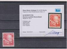 Briefmarken aus Deutschland (ab 1945) mit Politiker-Motiv als Einzelmarke