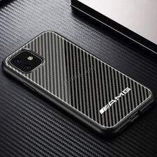 Motorsport AMG Car Logo Tempered Glass iPhone Case Cover FAST DELIVERY!