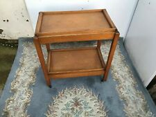1920's Tea Two Tier Trolley Rare Fold Away