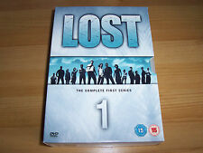 Lost - Complete Series 1 - DVD
