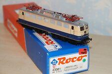 Roco H0 43381 Rheingold DB E-Lok blau/beige E10 1241
