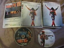 This is it de Kenny Ortega avec Michael Jackson, 2DVD, Documentaire/Musique