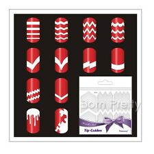 Nagel Sticker Nail Art French Tip Guides NF05