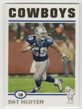 2004 Topps Football Dallas Cowboys Team Set
