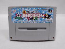 SNES - JISSEN PACHI SLOT HISSHOHO TWIN - Can save Super famicom Japan game 13452