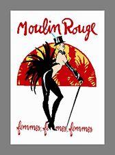 Diagramme point de croix - Publicité ancienne - le Moulin Rouge (388)