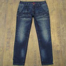 TOM TAILOR Damen-Jeans im Relaxed-Stil aus Denim