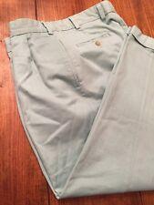 Bills Khakis  -  Men's  37W 28L  -  Classic Fit Mint Green Trouser Pant    M2P