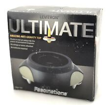 "Vintage Levitron ""Ultimate"" The Amazing Anti-Gravity Top 2012 In Box"