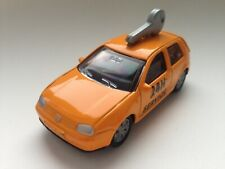 Siku 1090 Volkswagen VW Golf IV - 4 orange  24H Service Schlüsseldienst