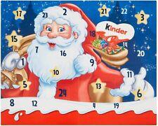 Kinder Mix Tavolo-Calendario dell'Avvento 127g - Natale 2020