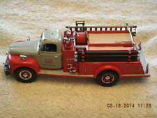 19-3980 1951 Ford Tractor Plant Protection Fire Pumper Truck NEW IN BOX