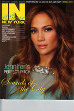 Jennifer Lopez American Idol In New York magazine 10 Anniversary 2011