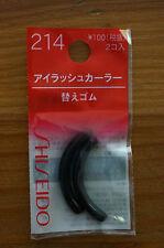 2 Japan Shiseido Eyelash Curler Refills fits Shu Uemura