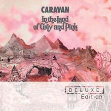 Caravan-in the land of grey and pink (Deluxe) (2cd + DVD) - NUOVO