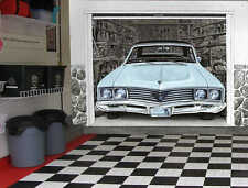 My Old Car-10.5'W by 8'H-Wall Mural