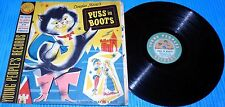 """Douglas Moore - Puss in Boots / Young People's Records 2X10"""" 78"""