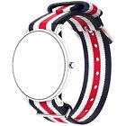 hommes Nylon Bande de poignet bracelet pour Daniel Wellington classique 40mm /