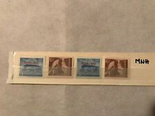 Yugoslavia-Italy 1949 Triest Zone B Vuja Michel 22-23  MNH 2 sets