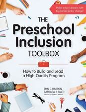 The Preschool Inclusion Toolbox: How to Build and Lead a High-Quality Program (P