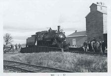 7D400E RP 1960 CANADIAN PACIFIC RAILROAD ENGINE #29 ST LIN QUEBEC