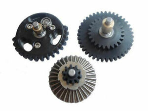 Airsoft Upgraded 18:1 Gears V2 / V3 Gearbox