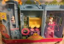 2006 Barbie Mini Kingdom Royal Pet Shop Playset