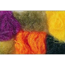 Antron Dubbing, Fly Tying Material, Choice of colours, Fly Tying or crafts