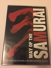 Way of the Samurai 3 PROMO DVD RARE NEW!
