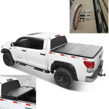 For Ford F-150 2004-18 Lock Hard Solid Tri-Fold Tonneau Cover 5.5ft Truck Bed
