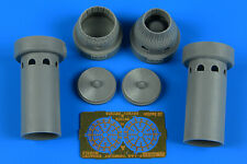 Aires 7374 Resin 1/72 Grumman F-14A Tomcat exhaust nozzles - varied ACADEMY
