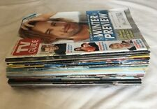 TV Guide Magazine Lot Of 30 Pre-owned 2010