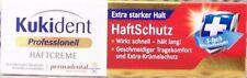 3 Kukident Professionnelle Haftcreme Extra Fort Maintien 3 40 G D'Allemagne