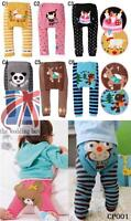 Kid Baby Toddler Infant Boy Girl Unisex Leggings Trousers PP Pants Tights PC001