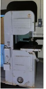 """Rockwell-Delta 20"""" Bandsaw Wood or Metal"""