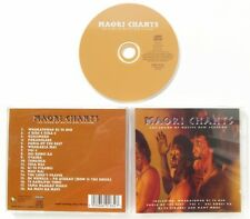 MAORI CHANTS - THE SOUND OF NATIVE NEW ZEALAND - CD usato in ottime condizioni