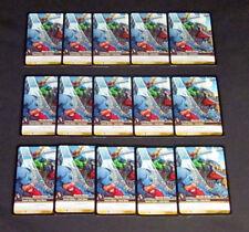 Lot of (15) World of Warcraft WoW TCG Mortal Strike Azeroth - Ability Rare