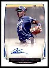 2013 Bowman Baseball Orlando Calixte Auto