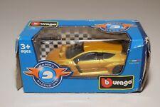 WW 1:43 BBURAGO BURAGO RENAULT MEGANE RS YELLOW GAMMA RACING DAY MIB RARE
