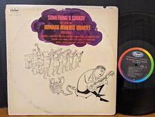 HOWARD ROBERTS - SOMETHING'S COOKING Vinyl LP Guitar Jazz Charles Kynard