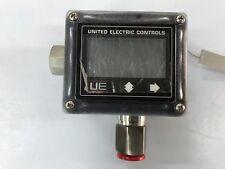 """United Electric Controls UEC 2W2D00P18 Digital Pressure Switch 3000 psi 1/2"""""""