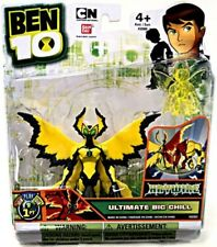 Ben 10 Ultimate Alien Big Chill Action Figure [Ultimate, Haywire]