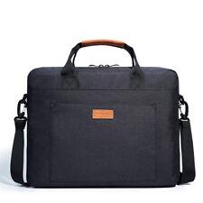 """14"""" Laptop Shoulder Bag Carry Case for Laptop,Macbook,Notebook,Chromebook,Black"""